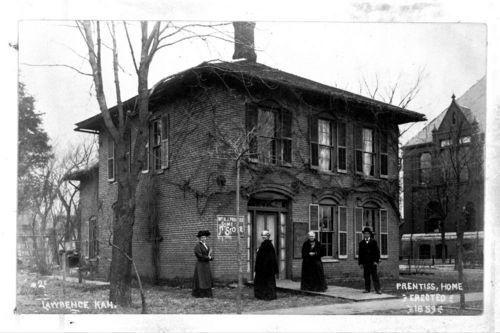 Annie Julia Soule Prentiss residence, Lawrence, Kansas - Page