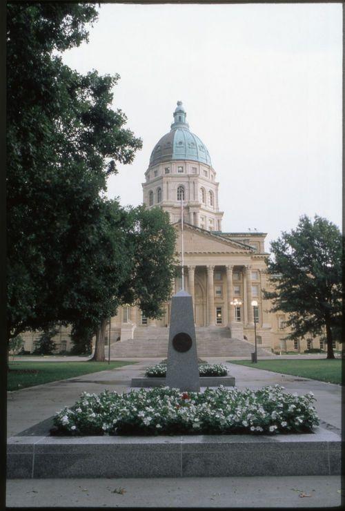 Kansas Capitol - Page