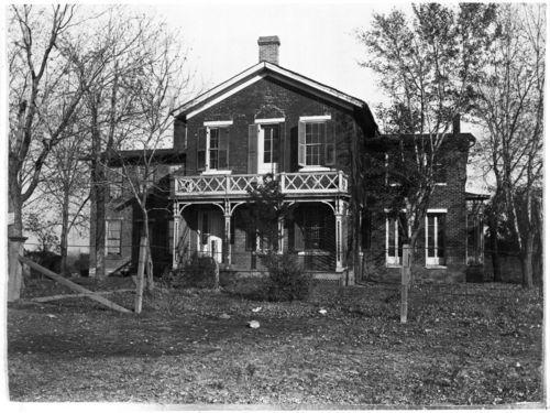 John Speer residence, Lawrence, Kansas - Page