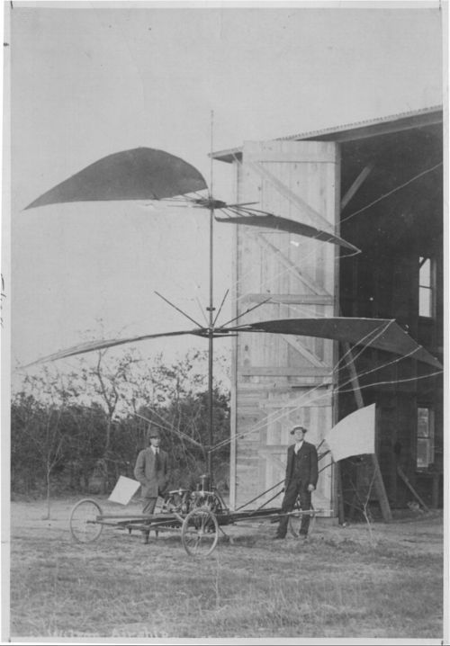 Flying machine, Goodland, Kansas - Page