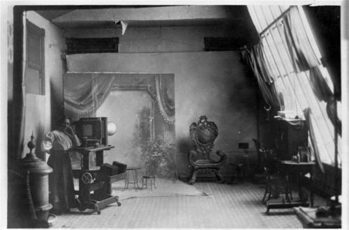 Photography studio, Clay Center, Kansas - Page
