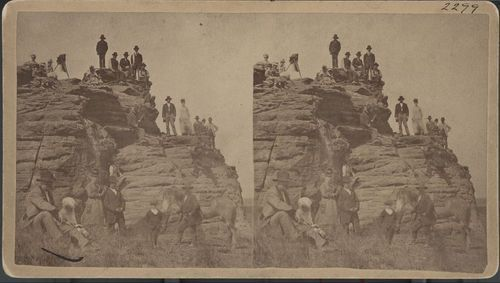 Pawnee Rock, Barton County, Kansas - Page