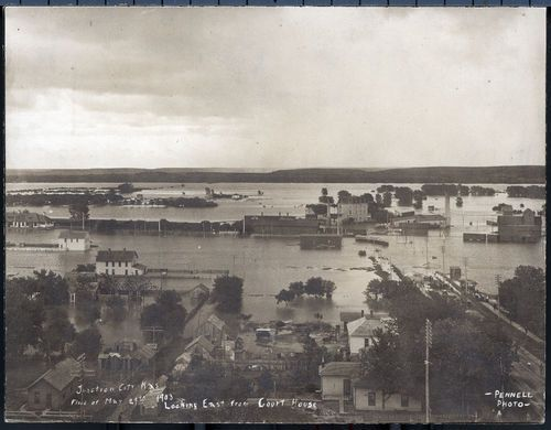 Flood at Junction City, Kansas - Page