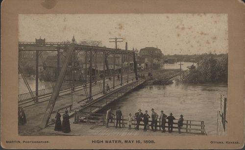 Flood in Ottawa, Kansas - Page