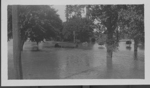 Flood in Lawrence, Kansas - Page