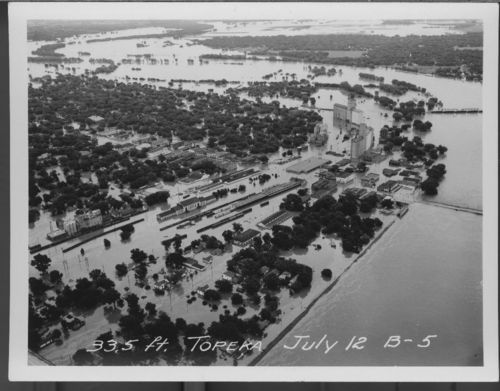 Flood in Topeka, Kansas - Page