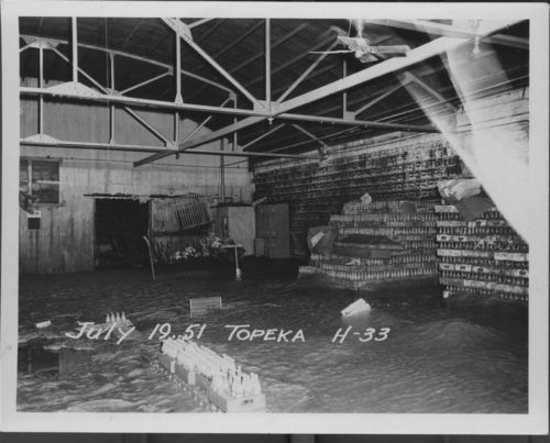 Flood damage in Topeka, Kansas - Page