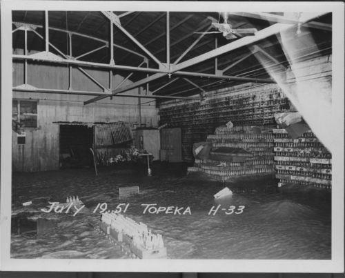 Flood damage in Topeka, Kansas - Page