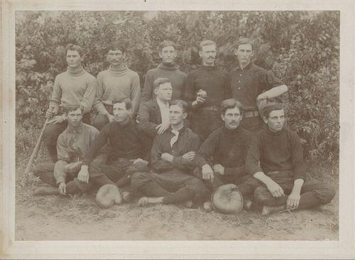Argonia baseball team, Argonia, Kansas - Page