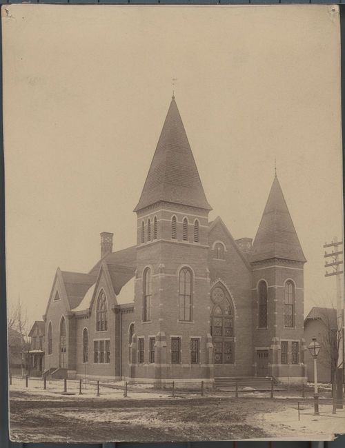 First English Lutheran Church, Topeka, Kansas - Page