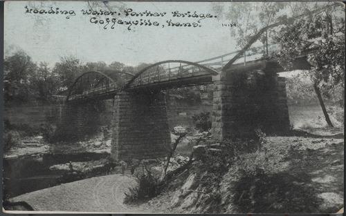 Parker bridge, Coffeyville, Kansas - Page