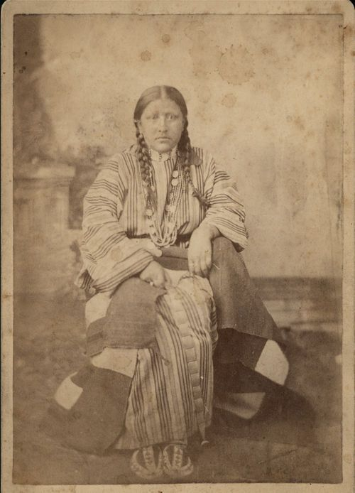 Mary Long Neck, Southern Cheyenne - Page