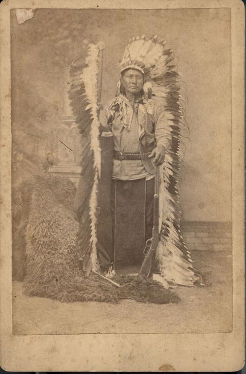 Chief Stone, Southern Cheyenne - Page