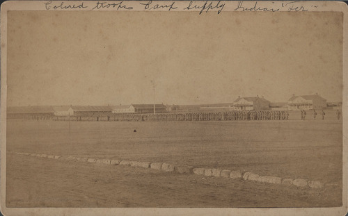 Camp Supply, Indian Territory - Page