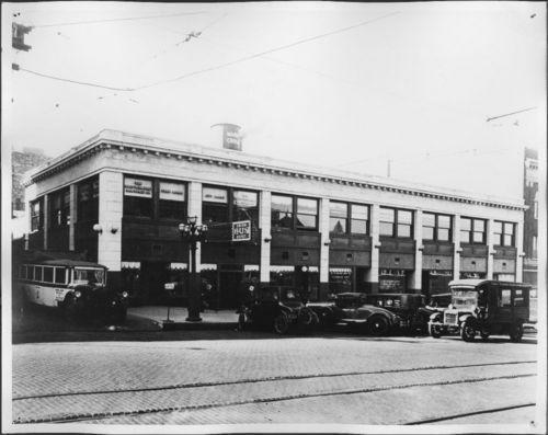 Union Bus Station, Topeka, Kansas - Page