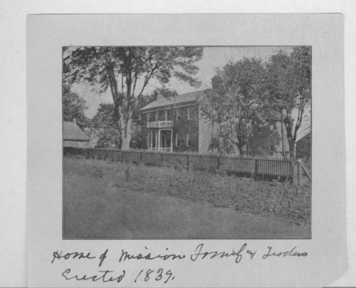 Shawnee Methodist Mission, Fairway, Kansas - Page