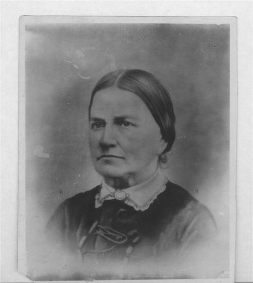 Sarah Davis Johnson - Page