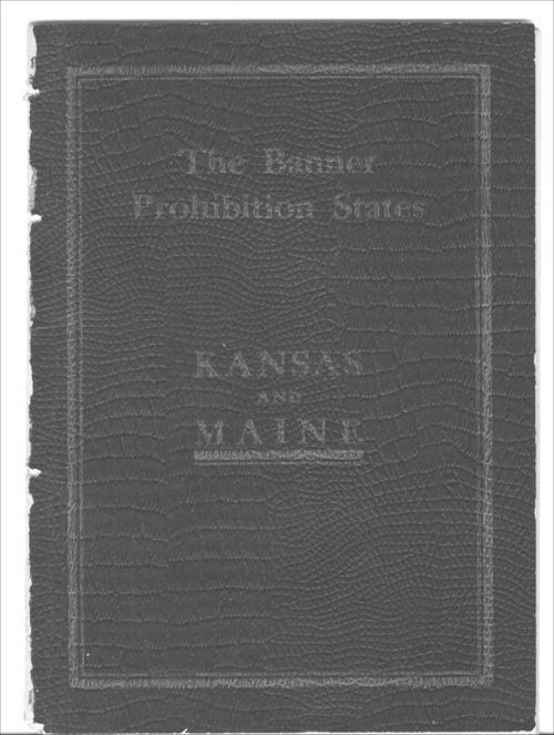 The two banner prohibition states - Page