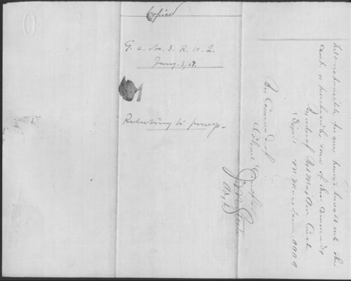 General order no. 3. R. H. 2 - Page