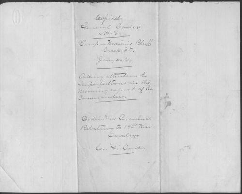General order no. 8 - Page