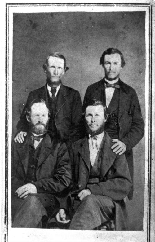 Luther Hart Platt, Jeremiah Evarts Platt, Henry Dutton Platt, and Enoch Platt - Page