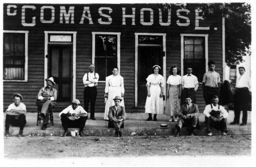 McComas House, Westmoreland, Kansas - Page