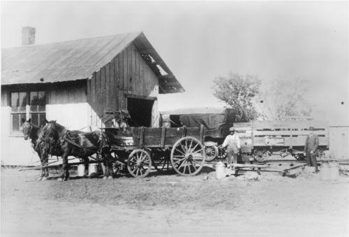 Westmoreland depot, Westmoreland, Kansas - Page