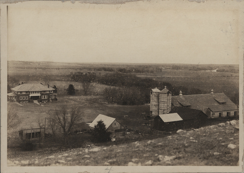 H. W. Avery farm, Clay County - Page