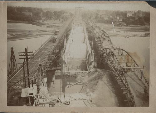 Melan Bridge, Topeka, Kansas - Page