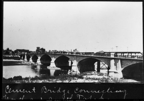 Melan Bridge, Topeka, Kansas - Page