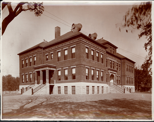 Second Quincy School Topeka, Kansas - Page