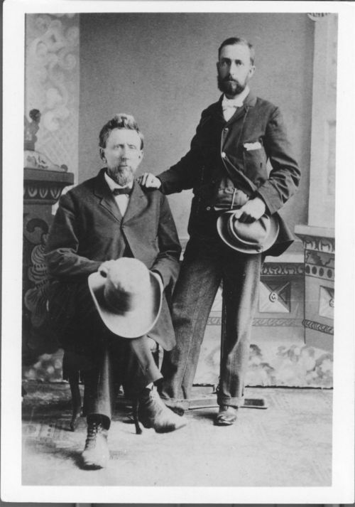 Joseph and James McCoy - Page