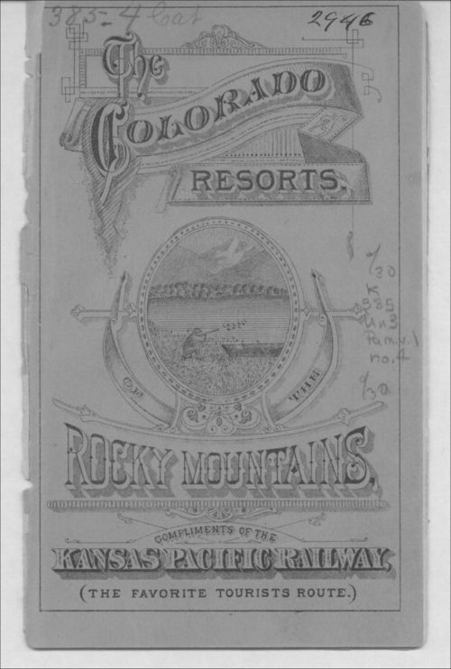 The Colorado Resorts, of the Rocky Mountains - Page