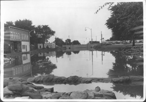 Flooding in Lawrence, Kansas - Page