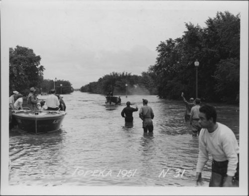 Flooding, Topeka, Kansas - Page