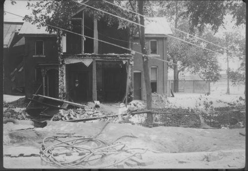 Flood damage, Topeka, Kansas - Page