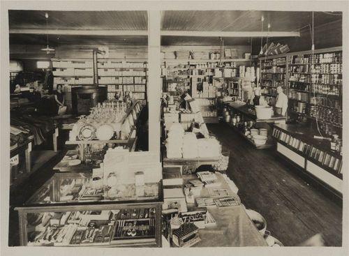 Beckman general store, Randolph, Kansas - Page