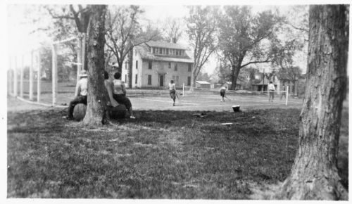 Rubati Hall, Highland University, Highland, Kansas - Page