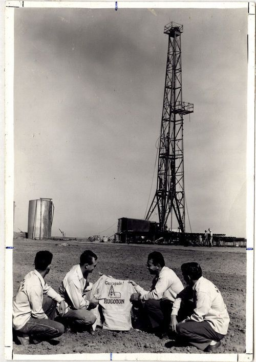 Hugoton industry, Hugoton, Kansas - Page