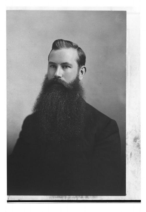 Reverend Maurice Ackerman, Ellis, Kansas - Page