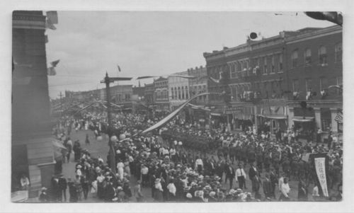 Parade, Pittsburg, Kansas - Page