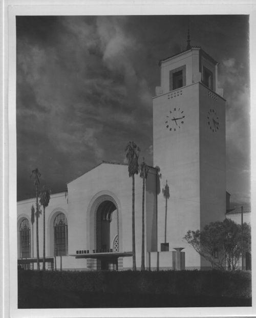 Los Angeles Union Passenger Terminal, Los Angeles, California - Page