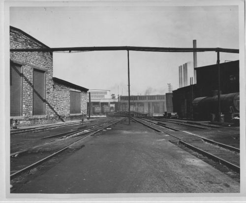 Atchison, Topeka & Santa Fe Railway Company yards and roundhouse, Kansas City, Kansas - Page