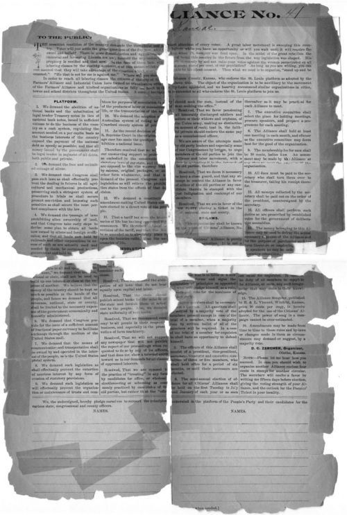 Citizens Alliance No. 41 - Page