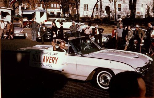 William Henry Avery campaigning, Clay Center, Kansas - Page