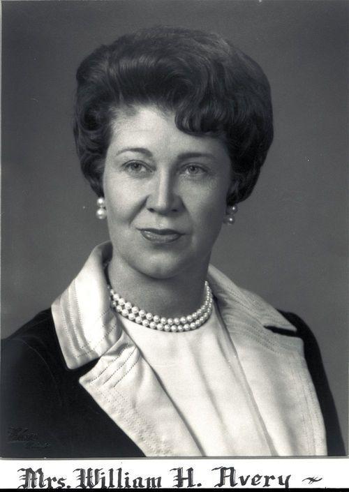 Hazel Vivian Bowles Avery - Page