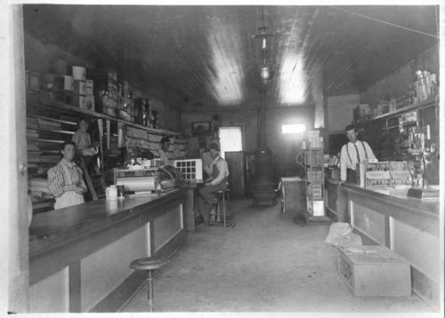 Fred Massey store, Iowa Point, Kansas - Page