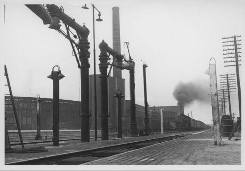 Atchison, Topeka & Santa Fe Railway's rail yard, Albuquerque, New Mexico - Page