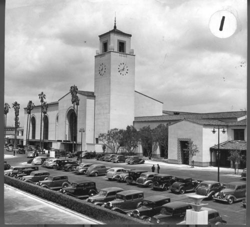 Los Angeles Union Passenger Terminal, Los Angeles, California - Page