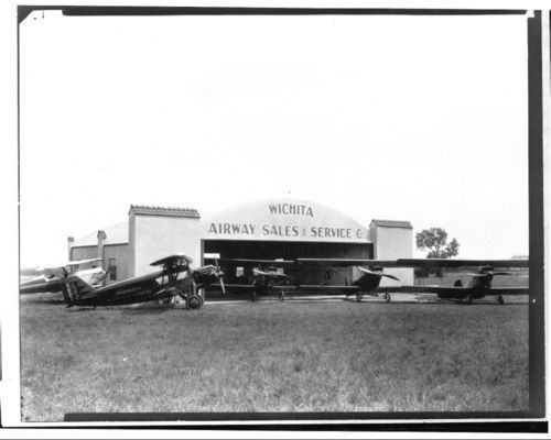 Wichita Airway Sales & Service Company, Wichita, Kansas - Page
